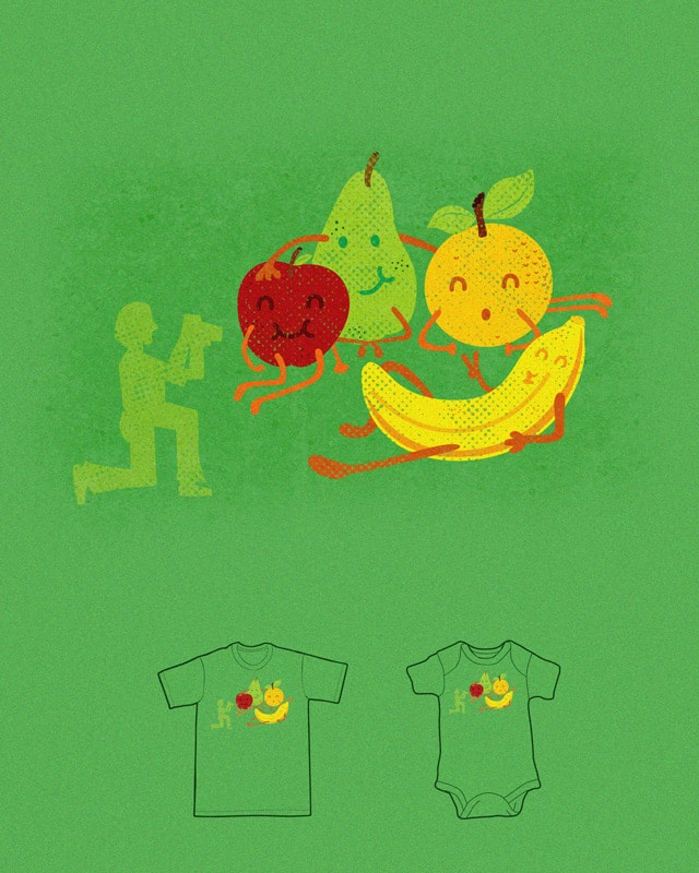 In the photo of still life, all we are happy by Skate_e1 on Threadless