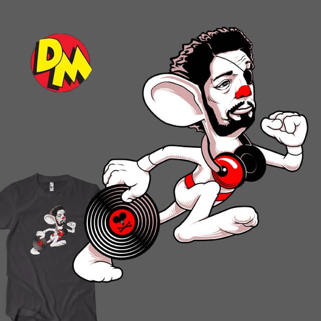 Danger Mouse by Musarter on Threadless