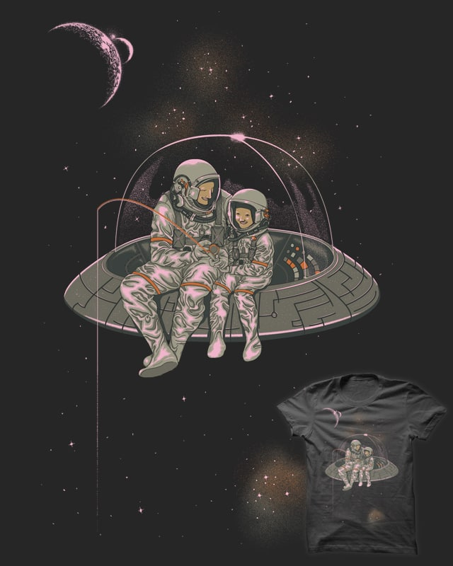 Catch Your Own Star by samalope on Threadless
