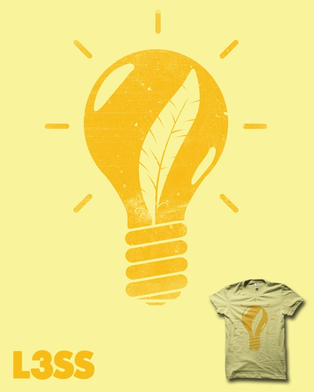 Light as a Feather by biotwist on Threadless