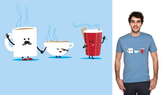 Ready to go... by SEVEN-HUNDRED on Threadless