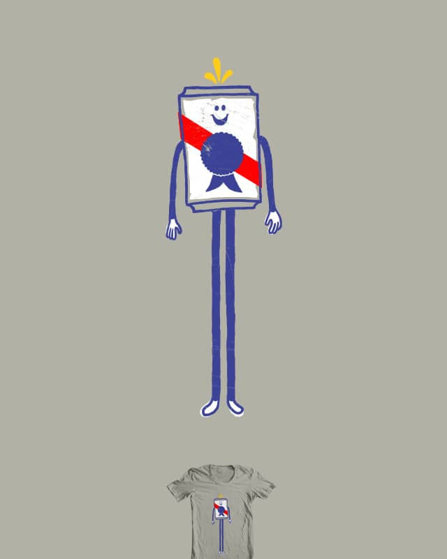 Tall Boy by dschwen on Threadless