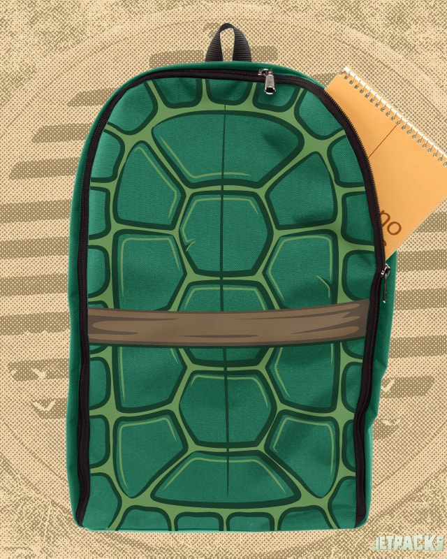 Turtle Power by thunderpeel on Threadless