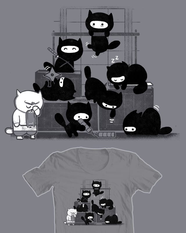 Much you have to learn... by queenmob on Threadless