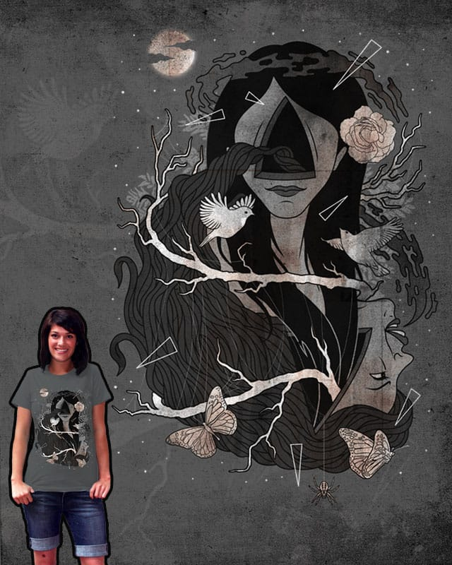 Alter ego by wyndeLLe on Threadless