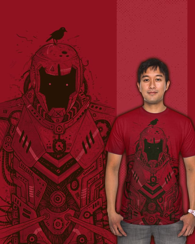 Pooed Robot by azrhon on Threadless