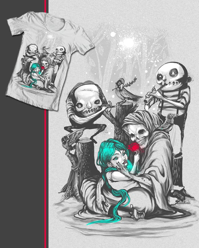 beyond light and darkness by chinellatto on Threadless