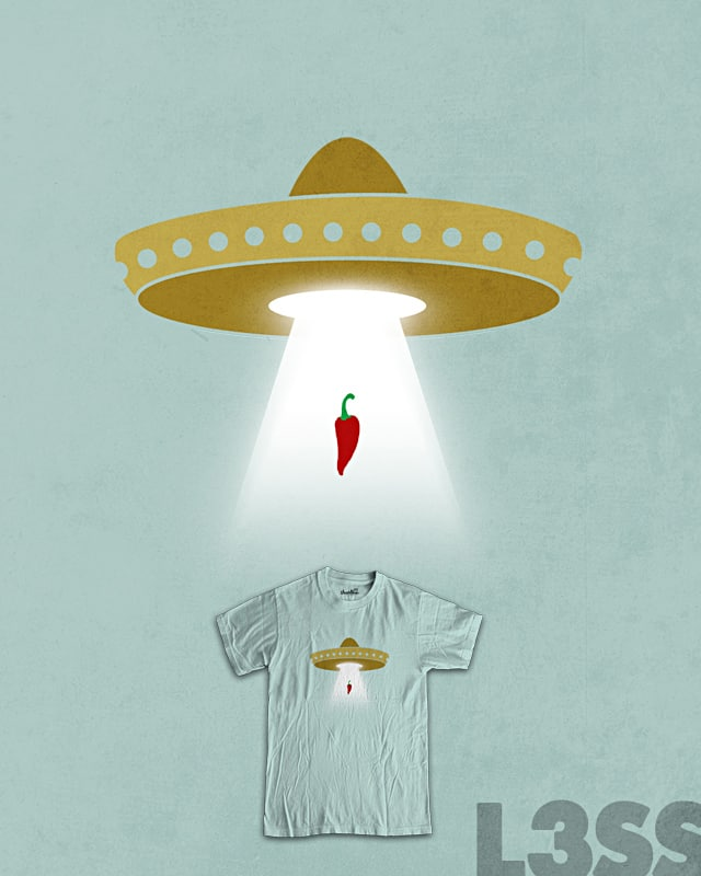 UFsombrerO by jerbing33 on Threadless