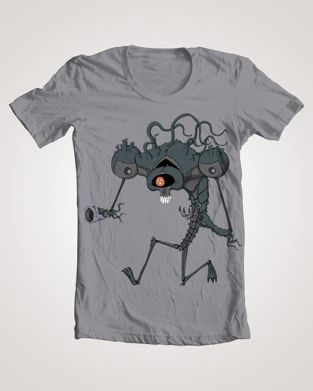 Samus Ing by Jaktheterrible on Threadless