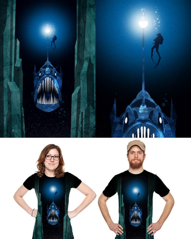 From Another Angle by Joe Conde on Threadless