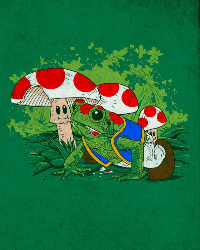 Toad by kooky love on Threadless