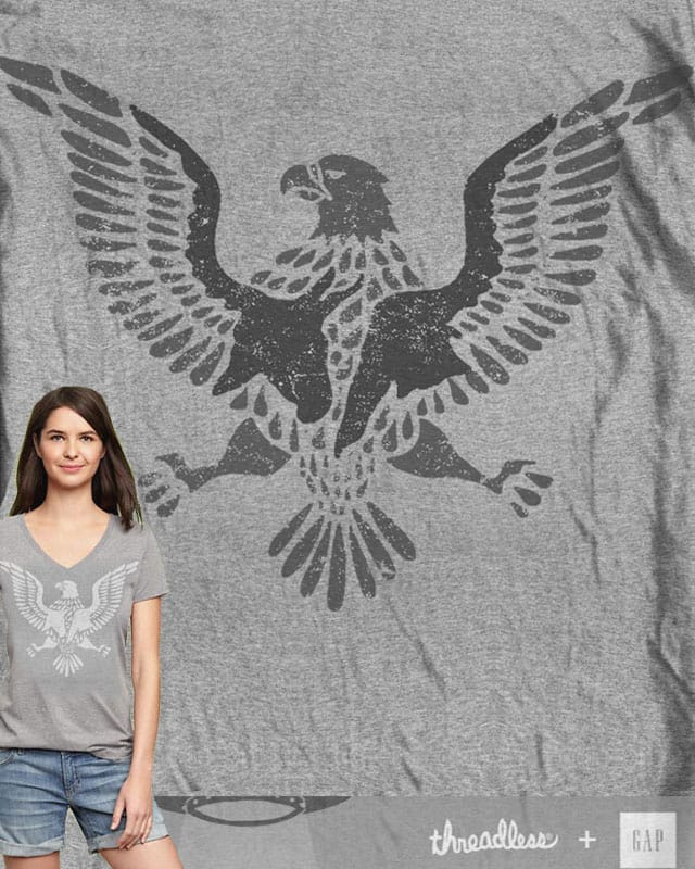 Under the Wings by ArTrOcItY on Threadless