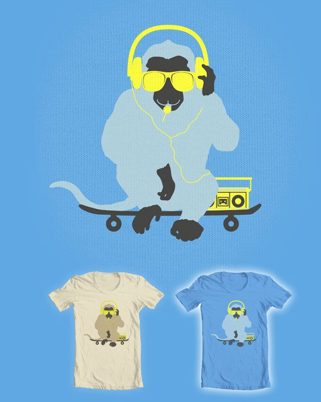 Bright side of wisdoms by monkeypim on Threadless