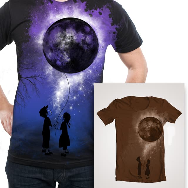 I'll give you the moon by pandoraboxmedia on Threadless