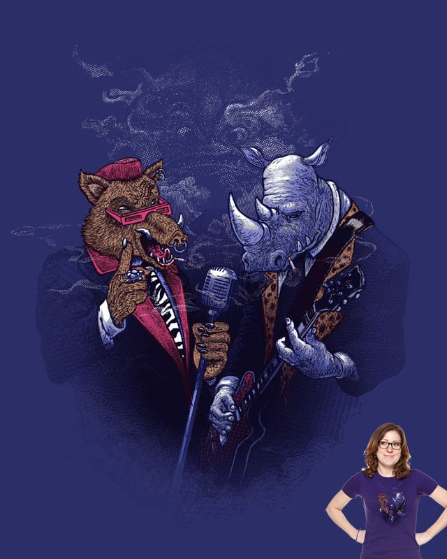 best of Bebop&Rocksteady by choubaka360 on Threadless