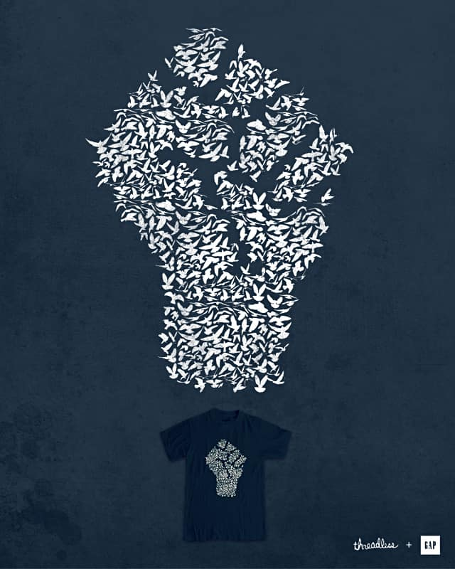 PEACE REVOLUTION by jerbing33 on Threadless