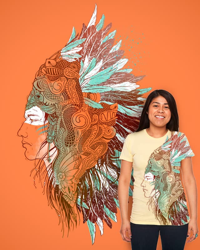 Be a leader by Graphema on Threadless