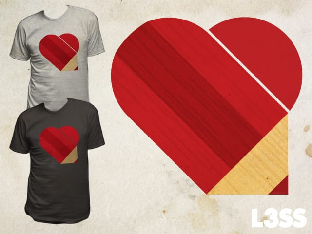 heART by Bramish on Threadless