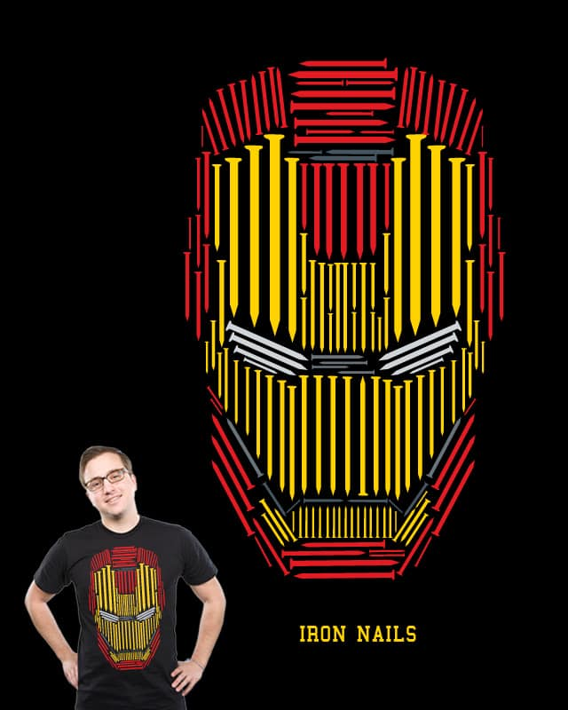 Iron Nails by sknny on Threadless