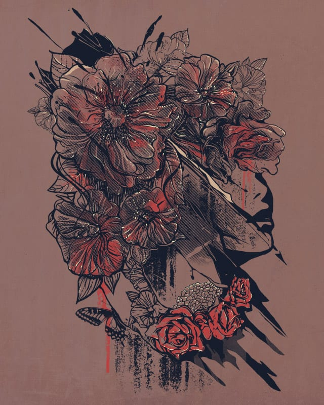 Bloom by iamrobman on Threadless