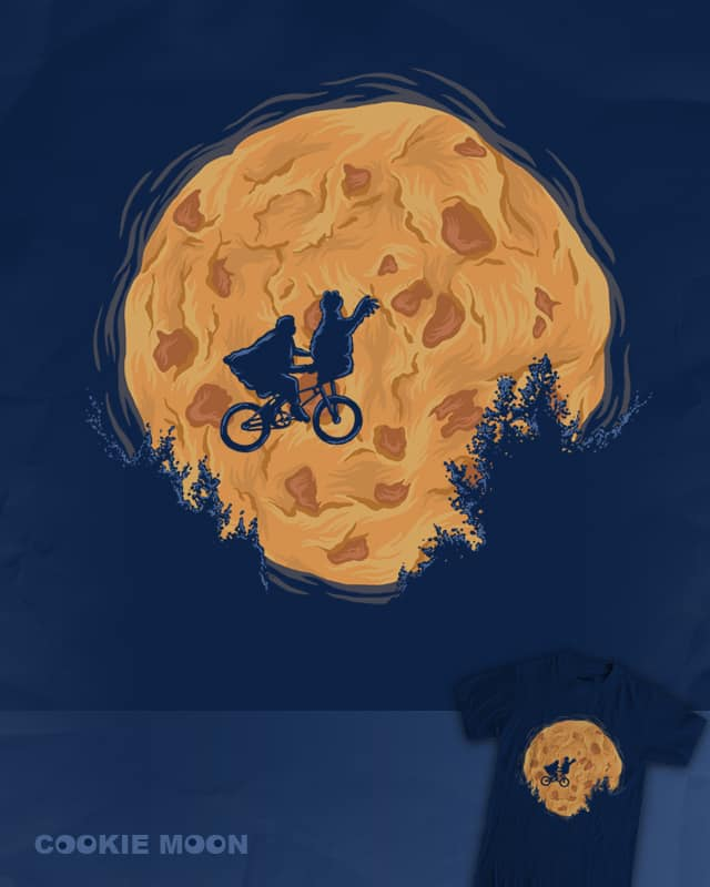 Cookie Moon by WanderingBert on Threadless