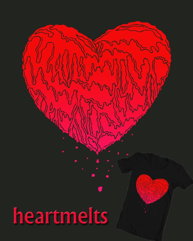 Heartmelts by sombers_eye on Threadless