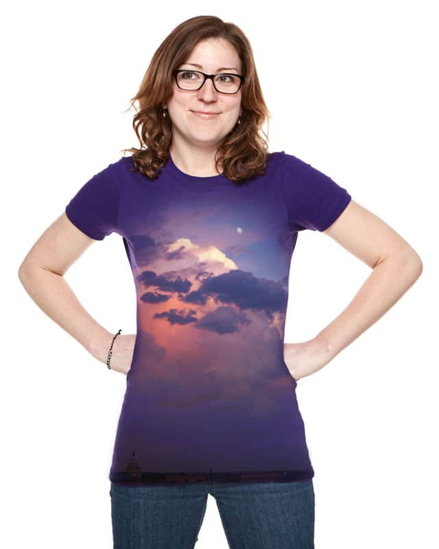 DC storm by whitepine on Threadless