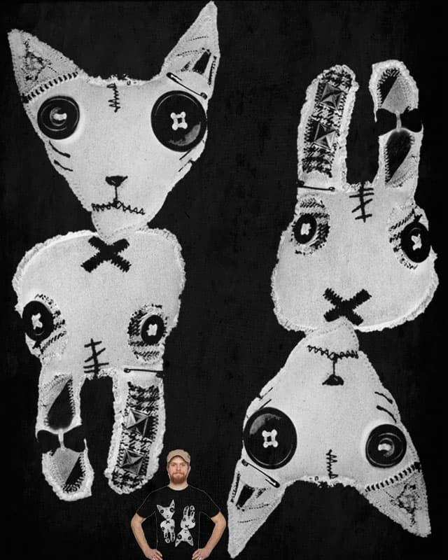 Sad Cat or Mad Rabbit by ArTrOcItY on Threadless