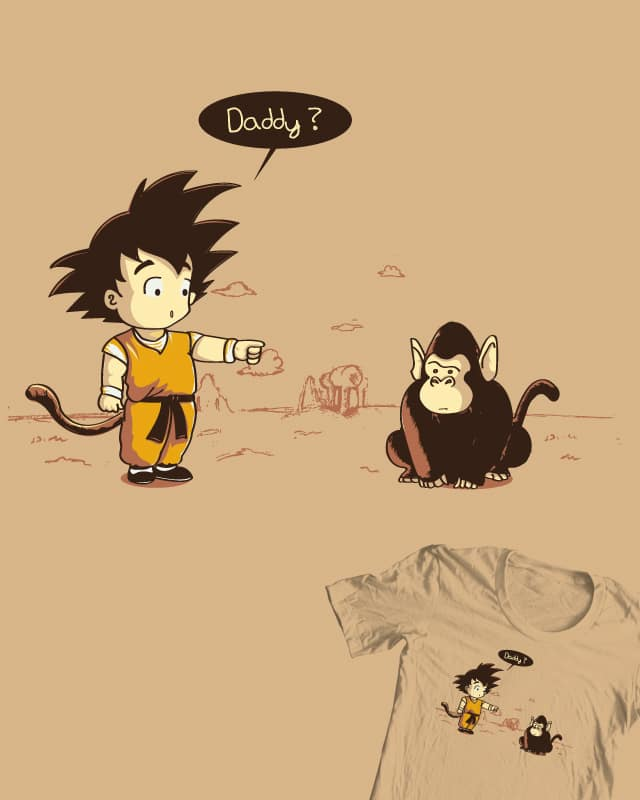Just a monkey ! by Donniiie on Threadless