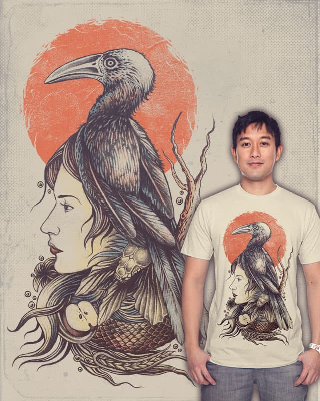 Eve by azrhon on Threadless