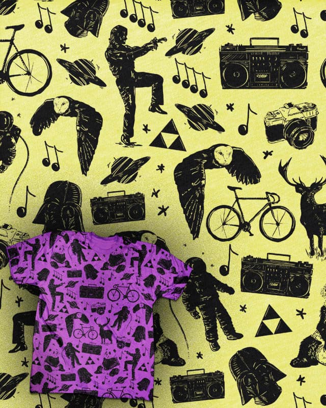 A few of my favourite things by Frederick_Jay on Threadless