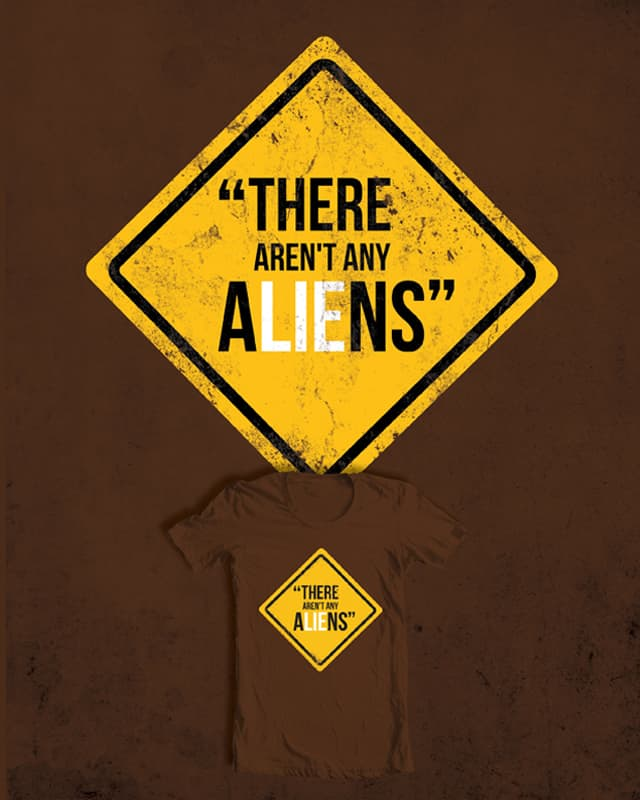 Aliens by Farnell on Threadless