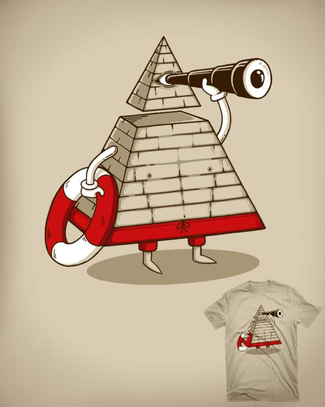 Beach guard by Stereomode on Threadless