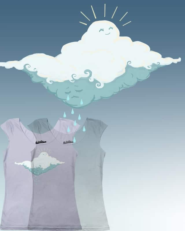 Clouds by ffobsession on Threadless