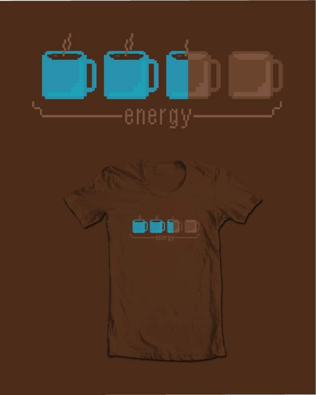 Energy by NCowick on Threadless