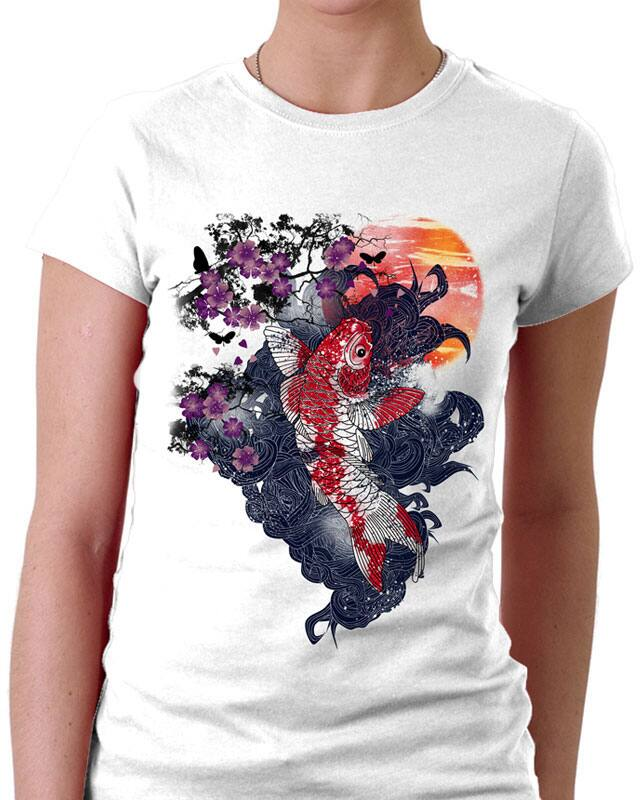 sunset beauty by dilematiccoma on Threadless
