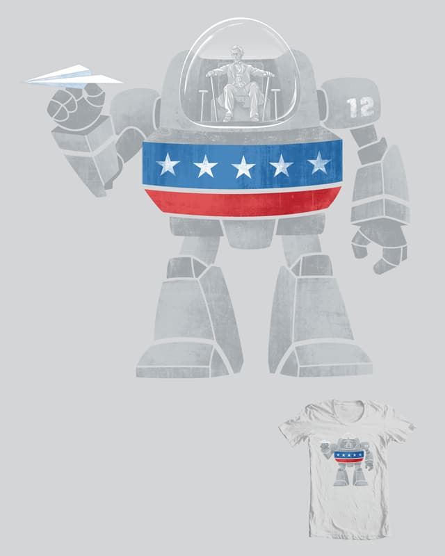 Power Drive of Nation by monkeypim on Threadless