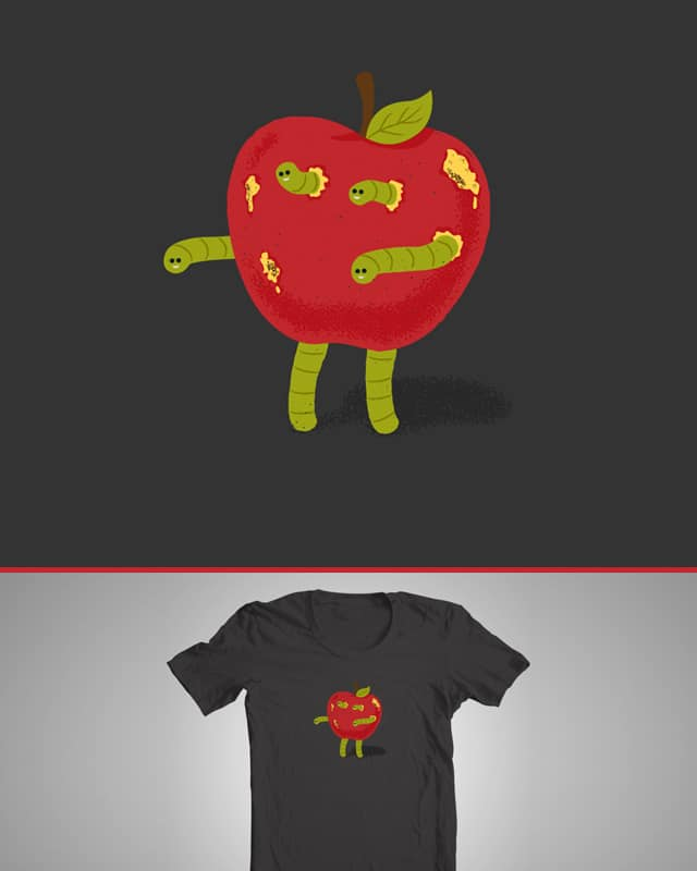 Zombie by diekave on Threadless