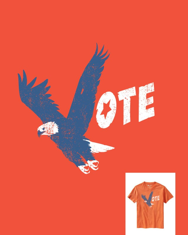 VOTE by Flying_Mouse on Threadless