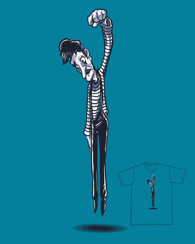 A Great Mime by albertoarni on Threadless