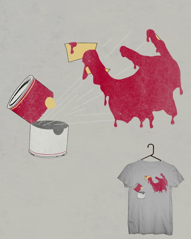 Battling isn't the same in Tomato Soup! by ilyya on Threadless