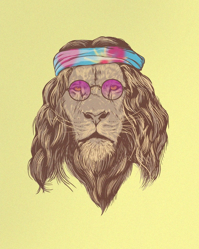 Hippies by Macuz on Threadless