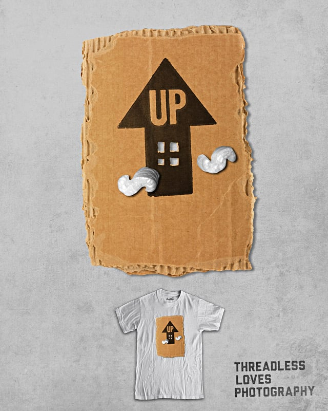 UP by jerbing33 on Threadless