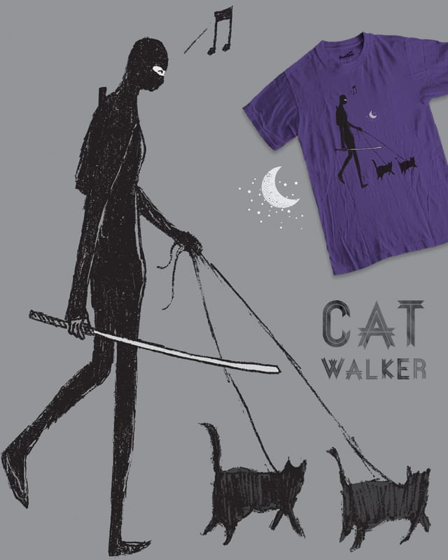 CatWalker by RL76 on Threadless