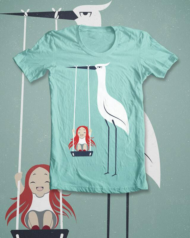 Swings by freeminds on Threadless