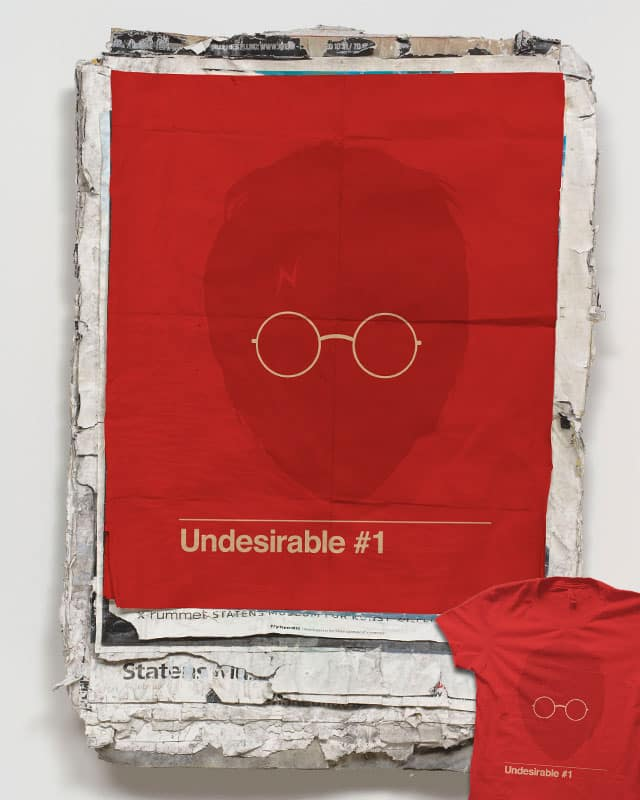 Undesirable #1 by soloyo on Threadless
