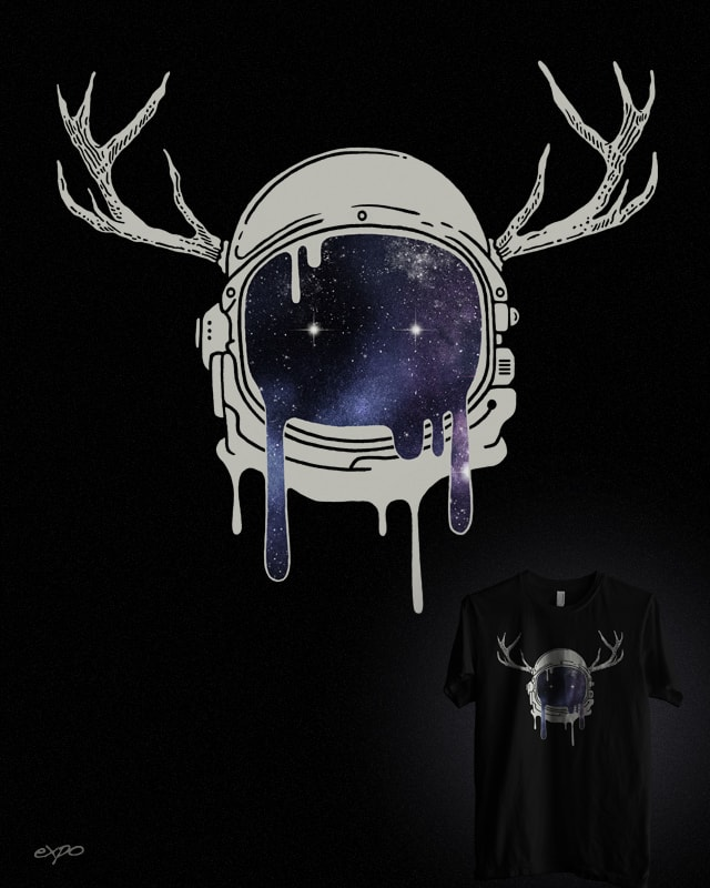 Spaceman by expo on Threadless
