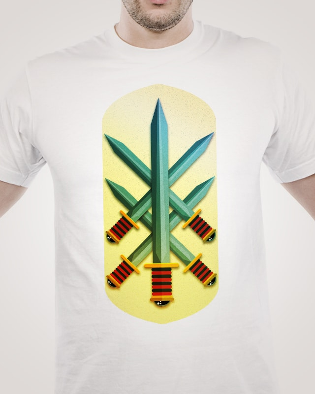 SWORDs by triangularboy on Threadless