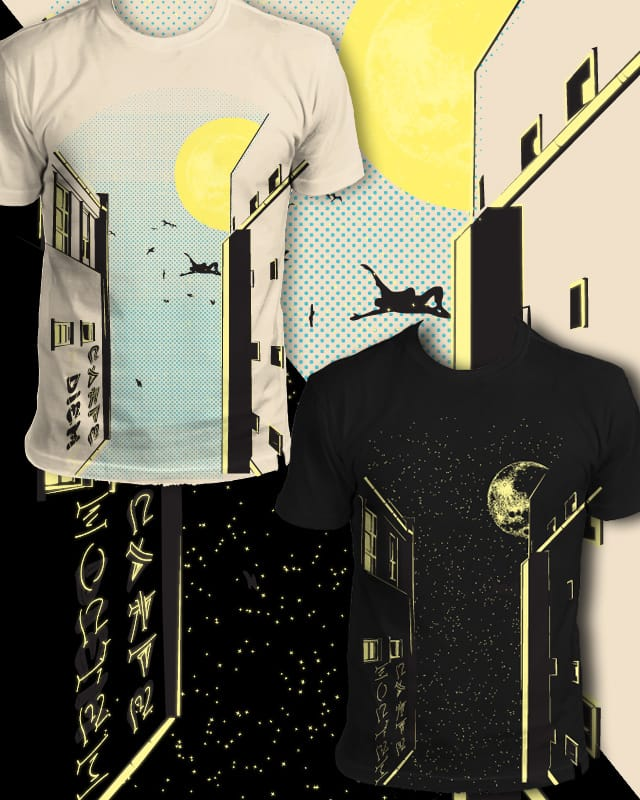 Carpe Diem et Noctem by yurilobo on Threadless