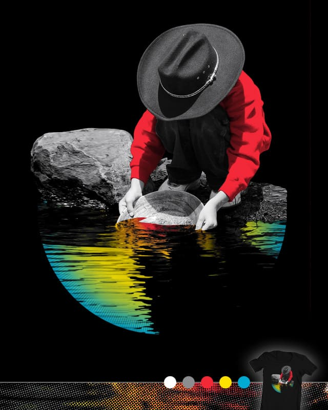 Rainbow Panning by uglyducknyc on Threadless